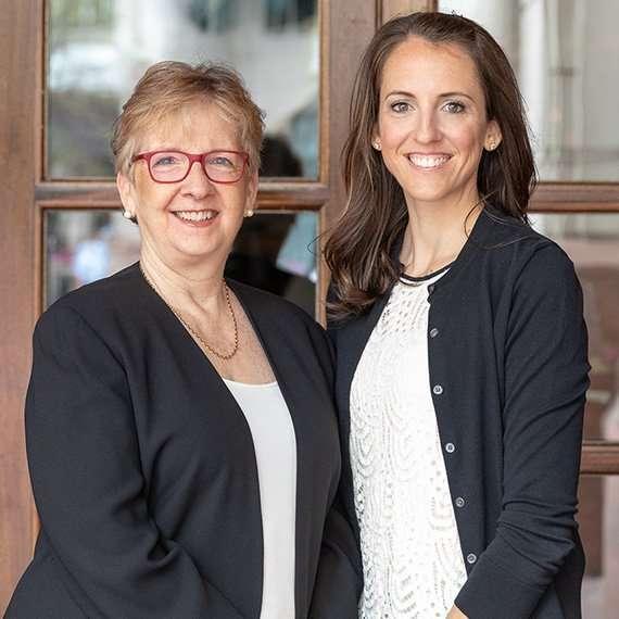 Boofie & Margaret O'Gorman