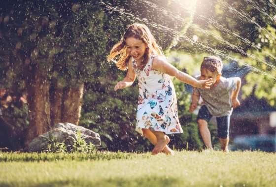 Summer Fin in Your Reston Backyard